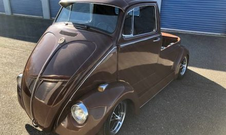 One of One: 1970 Volkswagen Custom Cabover – SOLD!