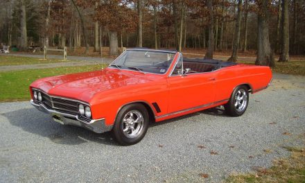 Cloth Cruiser:  1966 Buick Skylark Convertible – SOLD!