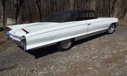 Restoration-Resistant:  1962 Cadillac Series 62 Convertible – $25,000