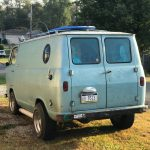 Shag Wagon:  1965 Chevrolet G10 Panel Van – $6,500