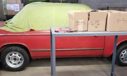 Garage Find:  1971 BMW 2002 Tii – Sold!