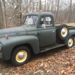 Restoration Started:  1952 International Harvester L110 Pickup Truck – $15,000