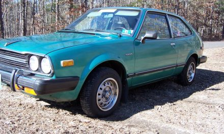 Restored in 2002: 1981 Honda Accord LX 5-Speed – Sold!