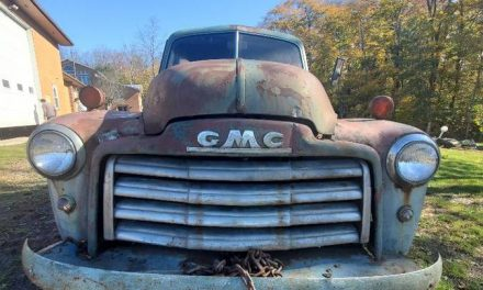 Rat Rod Candidate:  1950 GMC Pickup – Sold!