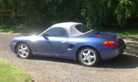 Almost Déjà vu: 1999 Porsche Boxster Base – Sold!