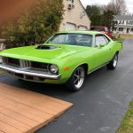Yeah, Its Got a Hemi:  1973 Plymouth Barracuda Restomod – NOW $47,000