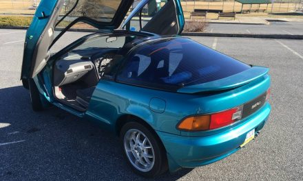 RADwood in Japan: 1994 Toyota Sera – Sold!