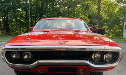 Pistol Gripped:  1972 Plymouth Roadrunner 4-Speed – Sold!