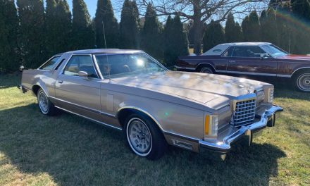 Creampuff:  1977 Ford Thunderbird – Sold!