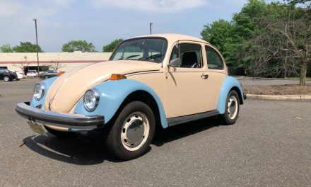 Go Green:  1974 VW Beetle EV Conversion – Sold!