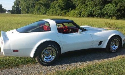 Gilligan: 1981 Chevrolet Corvette C3 Coupe 15K Original Mile Survivor – Sold!