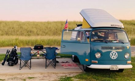 Peace Sign Generator:  1970 Volkswagen Transporter Campmobile – $19,500