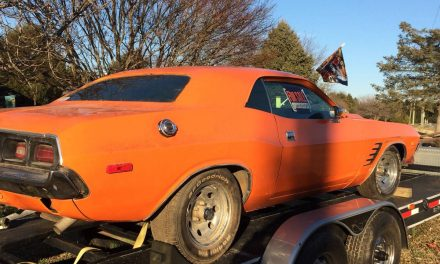 Lots of Potential: 1974 Dodge Challenger Project – Sold!