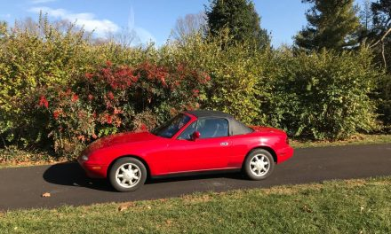 Real Survivor:  1990 Mazda NA MX 5 Miata 5-Speed – Sold!