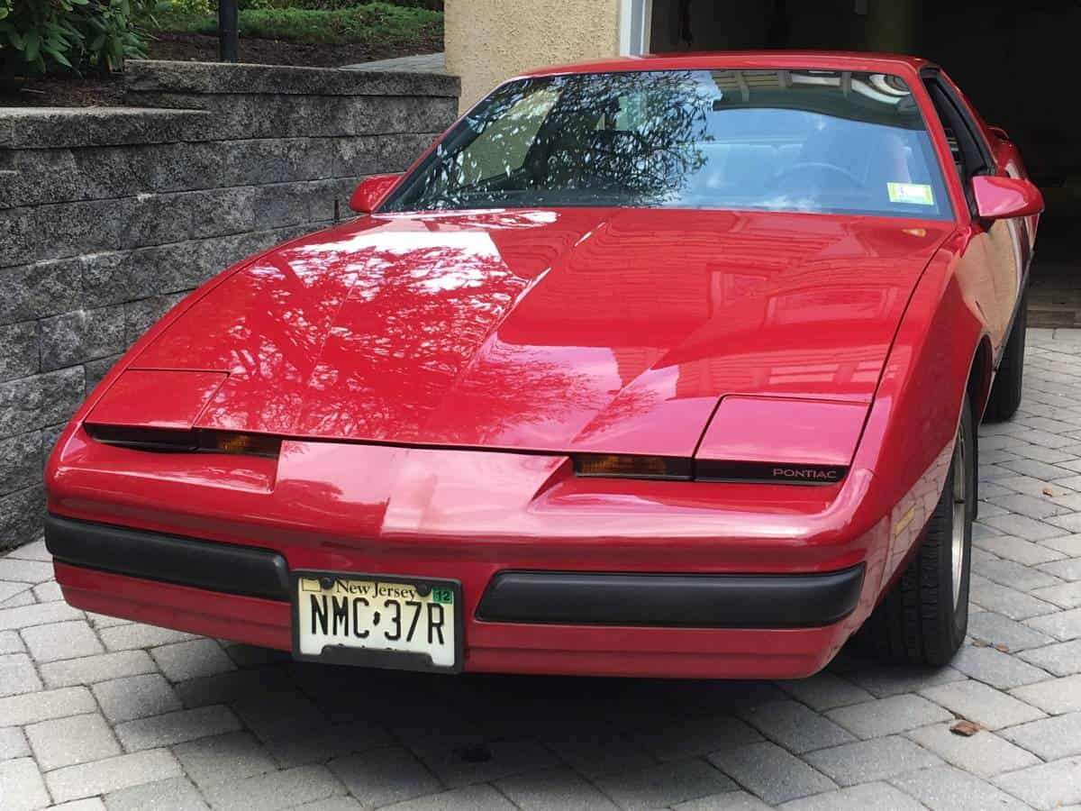 unused gift 1984 pontiac firebird sold guyswithrides com guys with rides