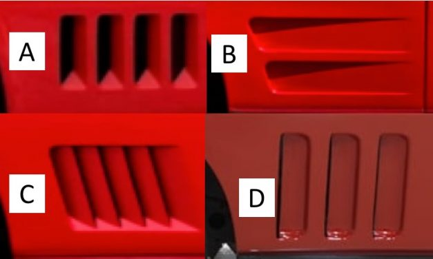 Guess What Ride 23:  C2 Corvette Fender Grills