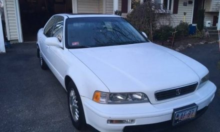 Top-Shelf Survivor: 1994 Acura Legend – Sold!