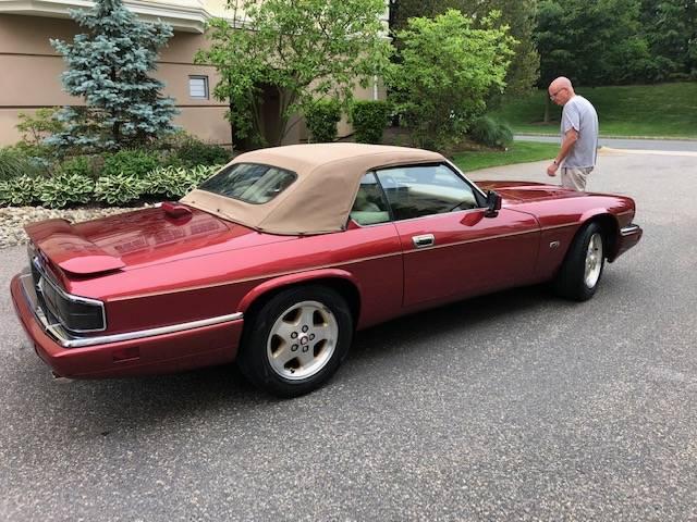 jaguar convertible rear 3