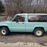 FJ Alternative: 1986 Isuzu Trooper Turbodiesel – $4,500
