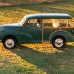 Perfect Patina:  1966 Morris Minor Traveler 1000 RHD – STILL $10,000