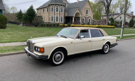 What Year? – 1982 Rolls Royce Silver Spur – SOLD!