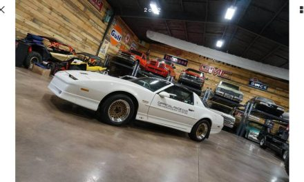 Fast Paced: 1989 Pontiac Turbo Trans Am 20th Anniversary – Sold!