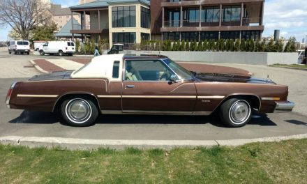 Factory Sunroof:  1977 Oldsmobile Toronado Brougham – Sold!