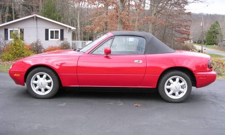 Two Paths To Take:  1990 Mazda NA MX-5 Miata – Sold!
