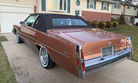 Special Edition:  1979 Cadillac Phaeton Coupe 10K Mile Time Capsule – SOLD!