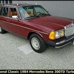 Don't Be Fooled: 1984 Mercedes Benz 300TD Wagon – $14,500