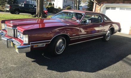Plain Clothes Mark IV:  1975 Ford Thunderbird 29K Mile Survivor – Sold!