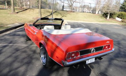 Strong #3:  1973 Ford Mustang Convertible – $22,000