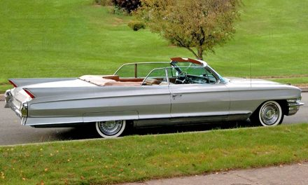 All In The Family:  1962 Cadillac 62 Series Convertible – Sold!