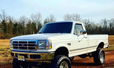 High Coal Roller:  1995 Ford F-350 7.3L Powerstroke 4×4 – Sold!