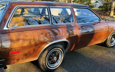 Fifteen Months Gone:  1980 Ford Pinto Pony Sport Wagon – NOW $8,500