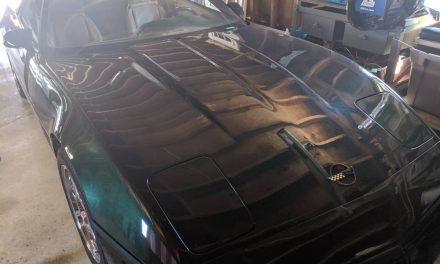 Hidden Gem: 1992 Corvette C4 LT1 Six-Speed Coupe – $8,800