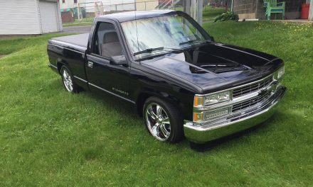 Clean Truck:  1990 Chevrolet Silverado C1500 Five-Speed – Sold!