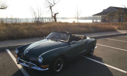 Lesson Learned:  1970 Volkswagen Karmann Ghia Convertible – Sold?