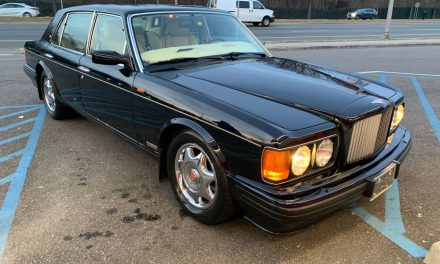 Look Like a Millionaire: 1998 Bentley Turbo R – Sold!
