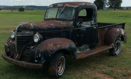 Restore or Rat Rad:  1940 Plymouth Pickup – $6,950