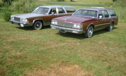 Pick One: '86 Mercury Colony Park & '89 Olds Custom Cruiser