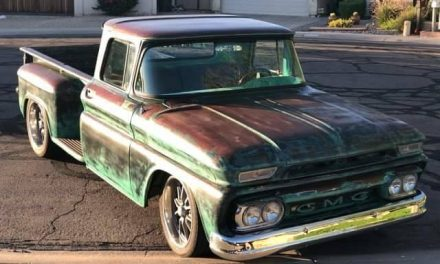 Still Testing The Waters: 1963 GMC Stepside Restomod – SOLD?