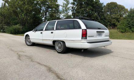 White Whale: 1994 Chevrolet Caprice 45K Mile Station Wagon – Sold!