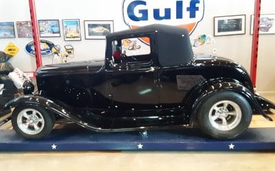 Space 15:  1932 Ford Sport Coupe – $88,000 OBRO