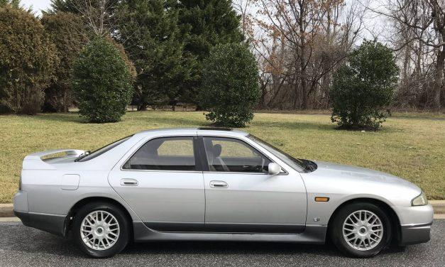 R33 Express: 1994 Nissan Skyline GTS-4 – Sold!