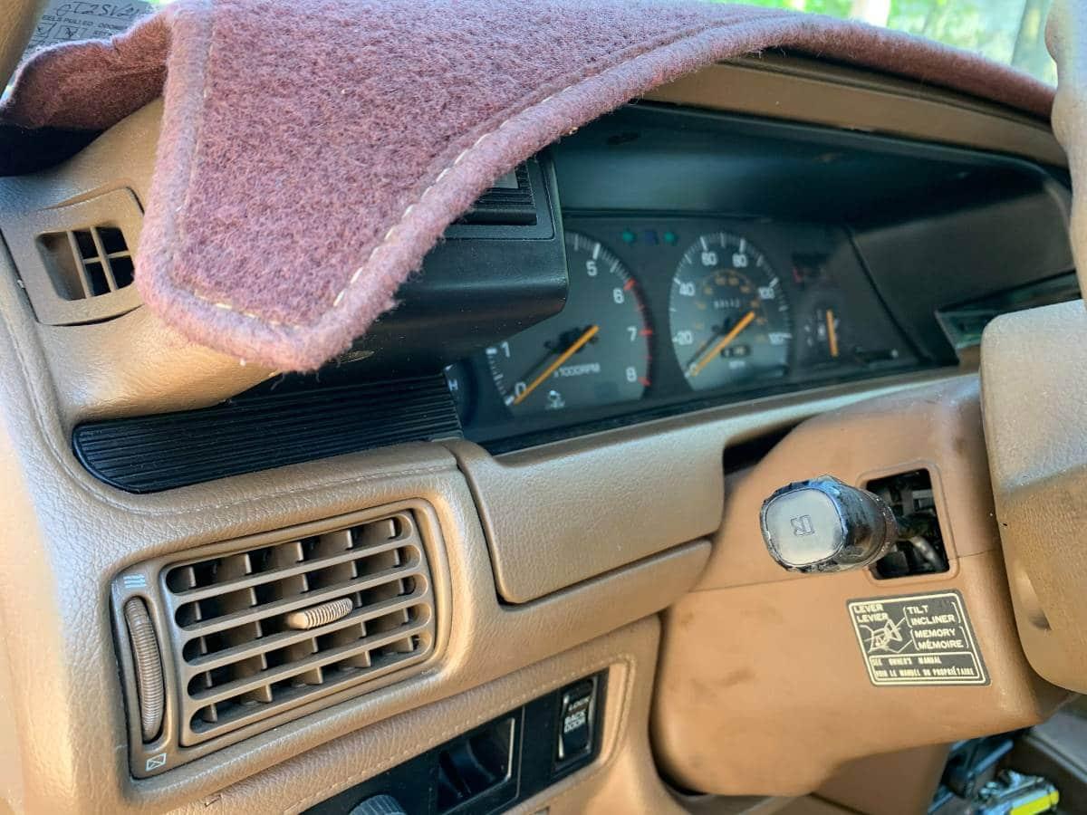 Survivor Longroof  1987 Toyota Camry Station Wagon