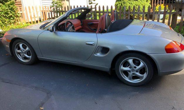 Concours Contender: 1999 Porsche 986 Boxster 23K Miles – $19,500