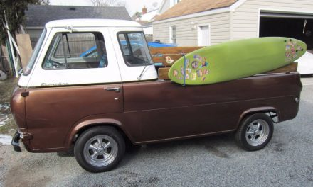Attention Getter: 1962 Ford E100 5-Window Pick-up – SOLD?