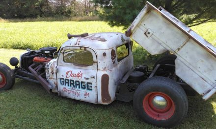 Knuckle Dragger:  1949 Dodge Pickup Rat Rod – Sold!