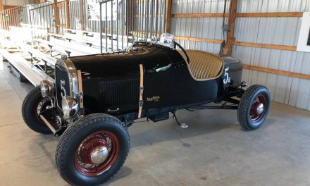 TROG Eligible:  1929 Ford Model A Boattail Speedster – Sold!
